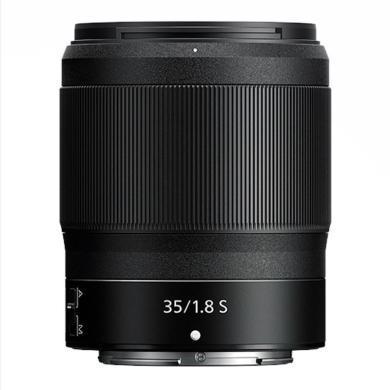 尼康(Nikon)尼克尔 Z卡口 全画幅微单镜头 Z 35/1.8 S 标配