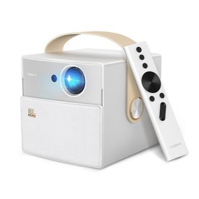 极米(XGIMI)CC极光 便携投影仪 投影机家用(高清宽屏 自动对焦 左右梯形校正 手机微型投影