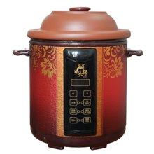 依立液体加热器电炖锅TB63B48(6302-048)电脑紫砂电汤锅粥煲4.8L/350W
