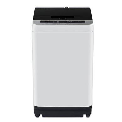 Panasonic/?#19978;??#19978;?#27927;衣机8公斤波轮全自动家用洗衣机XQB80-T8521