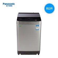 Panasonic/松下 XQB80-F8252 超大容量波轮泡沫净洗衣机全自动8kg