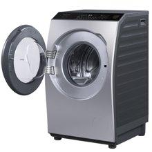 Panasonic/松下 松下洗衣机XQG80-VD8055 8KG全自动烘干滚筒洗衣机 洗烘一体