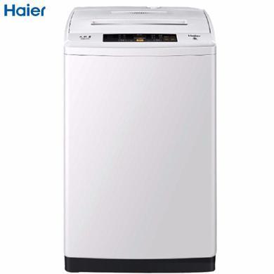 海爾(Haier)全自動大神童 大容量家用波輪洗衣機8公斤XQB80-M1269