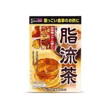 日本山本漢方 脂流茶 10g*24包/盒 清脂瘦身
