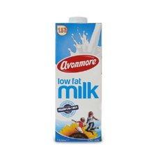 爱尔兰进口艾恩摩尔(AVONMORE)低脂牛奶1L