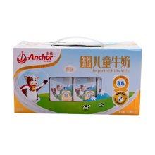 安佳儿童牛奶原味金装HN1(190ml*12)