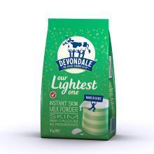 澳洲德运Devondale高钙奶粉1kg脱脂牛奶