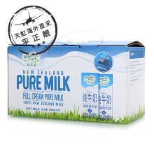 紐麥福全脂純牛奶(250ml*12)