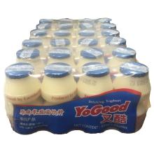 泰國原裝進口又酷原味乳酸菌飲料 85ml*4/排*6/箱兒童學生成人乳酸菌