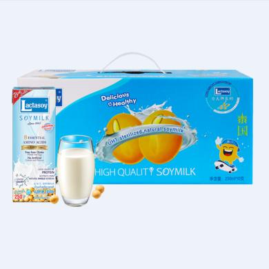 力大獅原味豆奶(250ml*10)