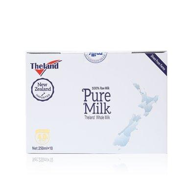 $紐仕蘭牧場全脂牛奶4.0g(250ml*10)