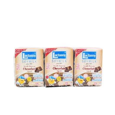 $力大獅巧克力味豆奶 NC2((125ml*6))