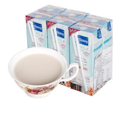 ¥!力大狮原味豆奶(250ml*6)