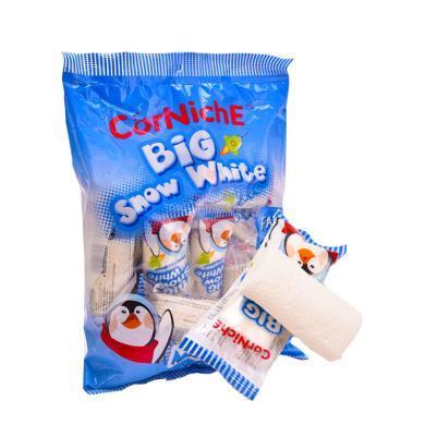 菲律賓進口 可尼斯 CorNiche 大白雪公主棉花糖果255g 零食品 軟糖 牛軋糖烘培燒烤原料