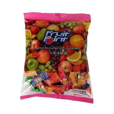 ¥福祿爽什錦水果味軟糖(500g)