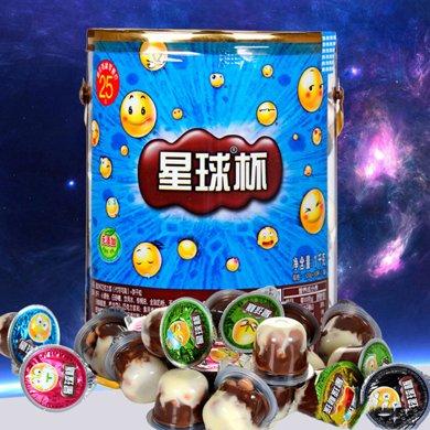 星球杯桶裝兒童零食 1000g 2斤裝(多規格)