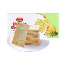 JJ华思美马铃薯薄饼(芥末味)(180g)