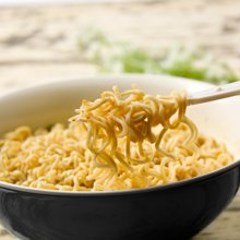泰國進口 養養牌泰式青咖喱/海鮮味湯面 開胃休閑零食速食食品