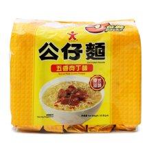 公仔面五香肉丁味(油炸方便面)(505g)