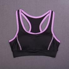 派衣閣 夏裝爆款健身訓練背心防震運動時尚跑步速干文胸薄款透氣