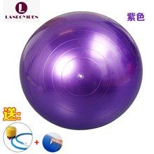 蘭博伊人加厚瑜伽球防爆健身球孕婦減肥瘦身瑜珈球正品無味愈加球OYN/001