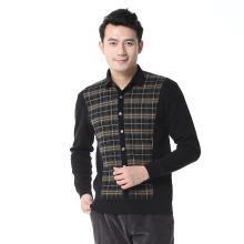 俞兆林新款男士時尚商務休閑上衣 男士保暖外套禮盒裝 STYZL110105-1810