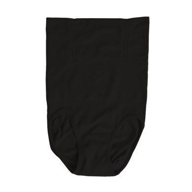 修允菲新款菱形大方格高腰蜂巢收腹褲瘦身提臀產后塑身三角褲帶鋼骨RSCN-31809