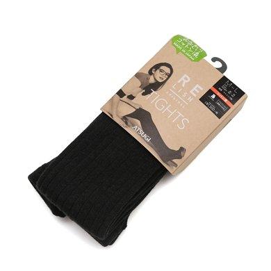 日本RELISH ORIGINAL厚木 強厚度保暖 編花連褲襪/絲襪/襪子/打底褲(一雙裝)