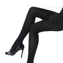 【香港直邮】日本厚木ATSUGI TIGHTS发热袜子连裤袜丝袜140D*1双装(有两种颜色黑色、肉色,为拆包销售,有塑封无外包装盒)
