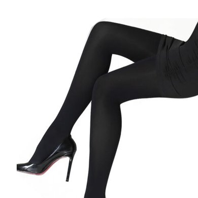1雙*日本厚木襪子ATSUGI TIGHTS發熱襪子連褲襪絲襪140D【香港直郵】(有兩種顏色黑色、肉色,為拆包銷售,有塑封無外包裝盒)