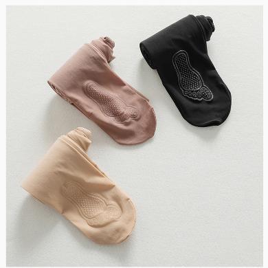 【三条装】夏季丝袜女连裤袜薄款防勾丝硅胶防滑微压显瘦夏季打底丝袜 NZB357