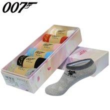 007休闲棉袜女士船袜女隐形袜韩版潮流时代防滑浅口短袜YTCW-03