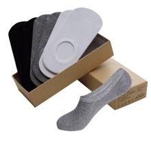 007大防臭襪時代男士女士通用款均碼精梳棉商務襪子吸汗透氣隱形襪春夏季防臭隱形襪WFC003