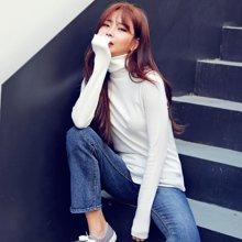 韓都衣舍2018韓版女裝夏裝新款學生小心機上衣打底T恤GY9481筱
