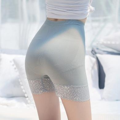 NewmanCity安全褲防走光女夏高腰收腹褲提臀透氣無痕塑身打底褲薄款Dadiku13
