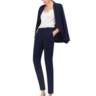 tobebery200春季新款時髦職業套裝修身氣質三件套小西裝套裝女裝