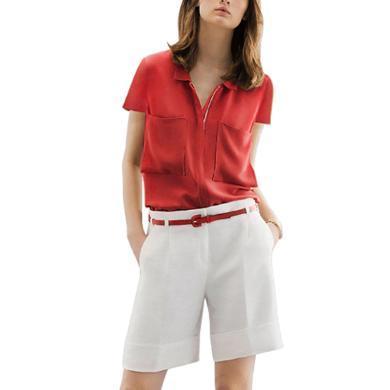 时尚名媛休闲套装2019夏装女装新款气质短袖T恤短裤宽松显瘦套装