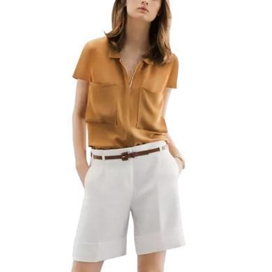 洋气女神休闲两件套2019新款夏装短袖上衣宽松短裤女显瘦时尚套装