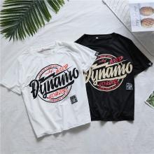 NewmanCity夏季新款男女嘻哈情侣装欧美爆款短袖t恤QL26