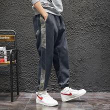 2019新款春季韩版运动休闲裤子男宽松束脚裤子男百搭网红潮牌裤男JYF-1902