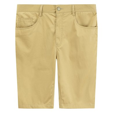 迪仕尼奴新款男短褲夏季薄款休閑寬松大碼沙灘褲商務直筒五分褲410D