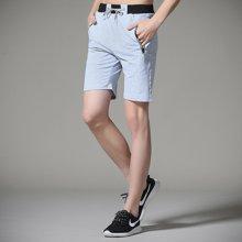 搭歌夏季新款男式运动裤纯棉休闲五分裤青少年运动裤K368