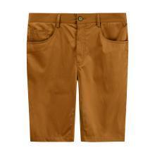 迪仕尼奴新款男短裤夏季薄款休闲宽松大码沙滩裤商务直筒五分裤410D