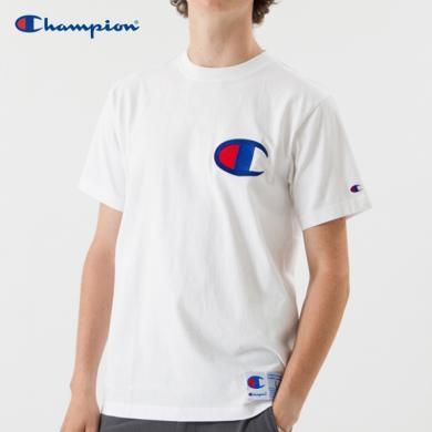 [支持购物卡]正品Champion冠军  ACTION STYLE大C字母LOGO休闲圆领短袖T恤?#20449;?#21516;款 ?#21672;?>                                 </a>                             </div>                         <div class=