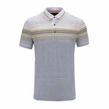 夏季絲光棉polo衫短袖T恤男保羅衫1825