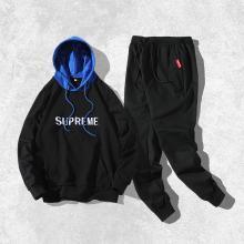 DupuSen度普森学生套装两件套运动套装两件套跑步套装两件套情侣套装两件套休闲套装两件套长袖套装两件套NX-881