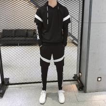 DupuSen度普森学生套装两件套运动套装两件套跑步套装两件套情侣套装两件套休闲套装两件套长袖套装两件套AP-9168