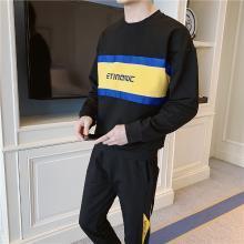 DupuSen度普森学生套装两件套运动韩版两件套跑步套装两件套情侣套装两件套休闲套装两件套长袖潮流两件套RK-TZ680