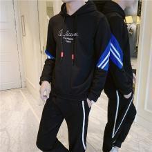 DupuSen度普森学生套装两件套运动套装两件套跑步套装两件套情侣套装两件套休闲套装两件套长袖套装两件套RK-TZ600