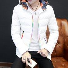 卓狼冬季外套男士棉衣男棉服新款青年短款韩版袄子冬装加厚棉袄潮M8985